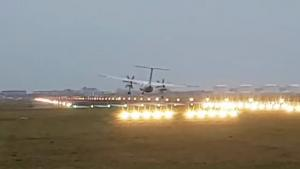 Crash Landing At Schiphol Airport