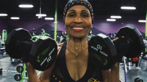 80 Year Old Fitgirl