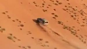 Dune Hill Climb Ends Horribly Wrong