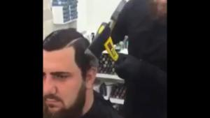 Haircut With Axe
