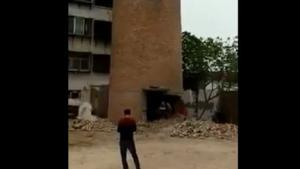 Demolition Goes Horribly Wrong