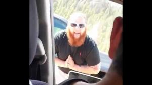 Road Rage In Redneck Country