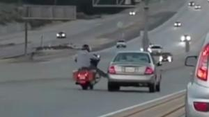 Bizarre Road Rage Ends Bad