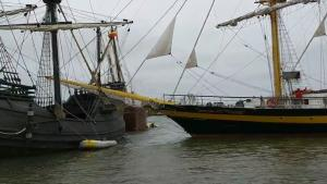 Crash Of Tall Ships