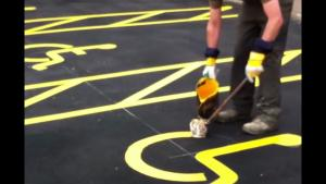 Making Road Markings