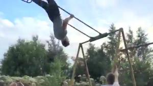 Epic Swing Fail