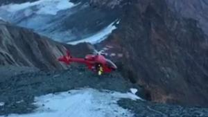 Helicopter Crashes During Rescue