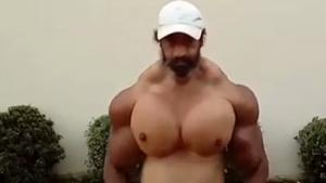 Super Muscled Man