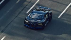 Bugatti Chiron Sets New World Record