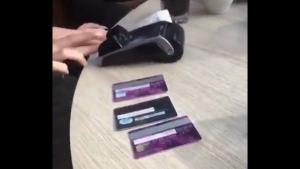 Russian Roulette With Creditcards