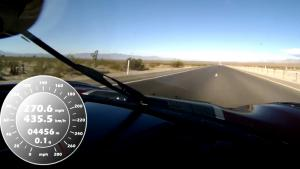 Koenigsegg Agera RS Breaks Speed Record