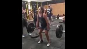 Horrific Deadlift Fail